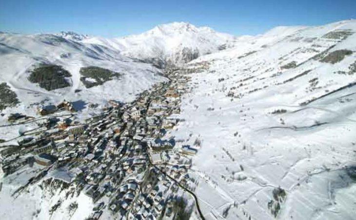 Les Deux Alpes Ski Resort France