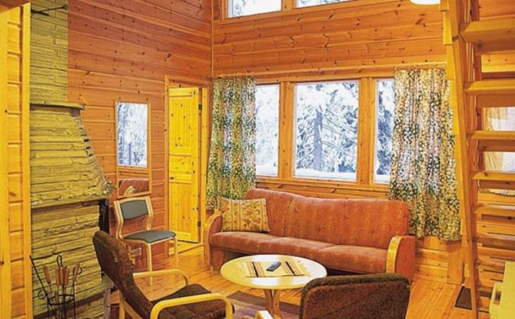 Levi Cottages, Levi, Lounge/Dining Area