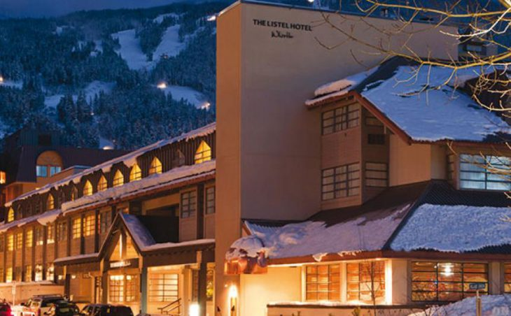 Hotel Listel in Whistler , Canada image 1