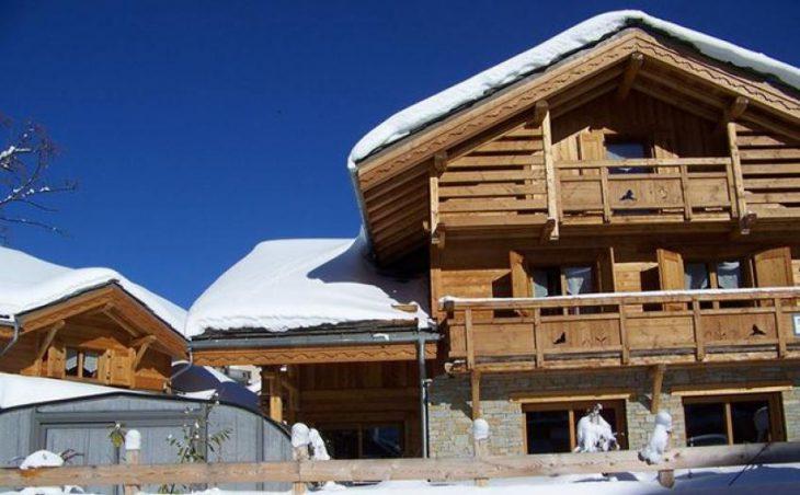 Chalet Le Renard Lodge in Les Deux-Alpes , France image 1
