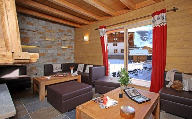 Chalet Le Renard Lodge in Les Deux-Alpes , France image 4