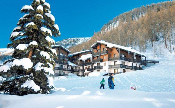 Residence Les Hauts du Rogoney in Val dIsere , France image 1