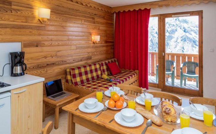 Residence L'Ecrin des Neiges in Valmeinier , France image 6