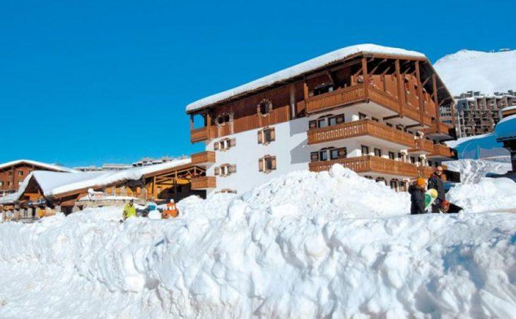 Apart'hotel Chalet Alpina in Tignes , France image 1