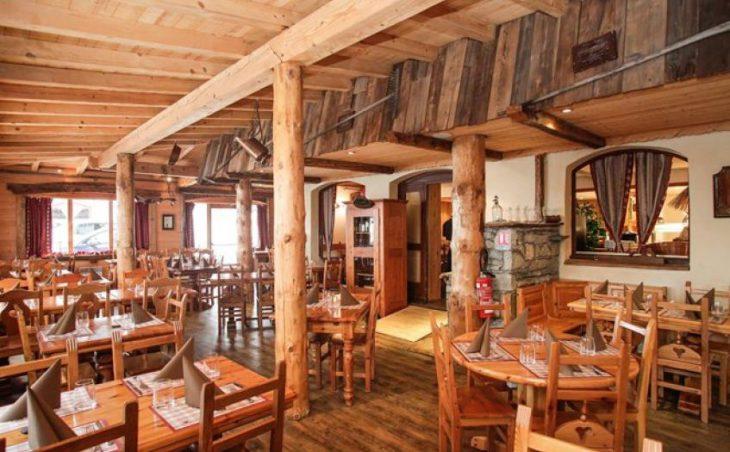 Apart'hotel Chalet Alpina in Tignes , France image 7