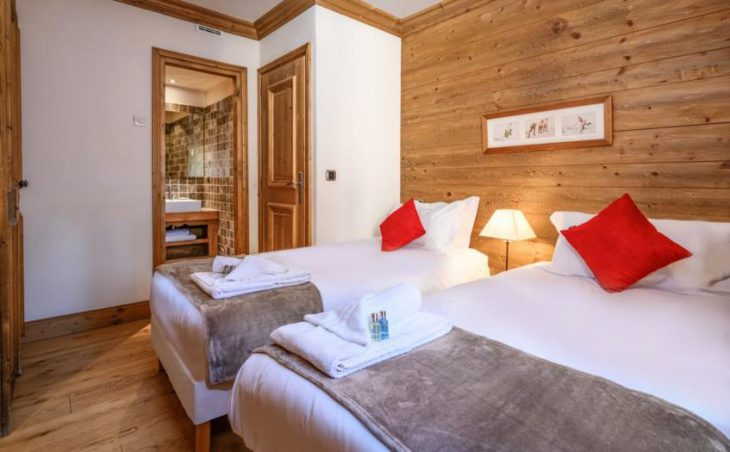 Chalet Apartment Vieille Forge in Courchevel , France image 7