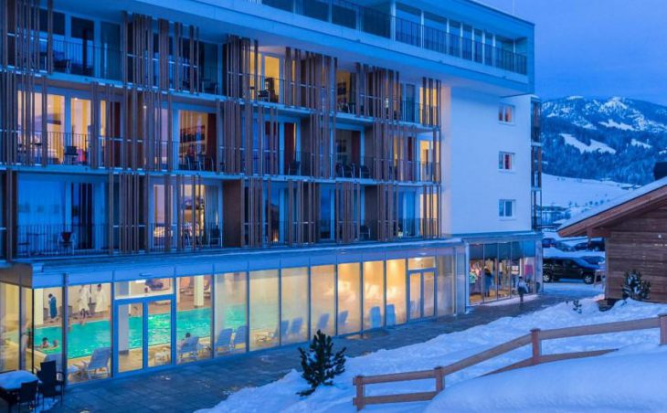 Lti Alpenhotel Kaiserfels in St Johann , Austria image 5
