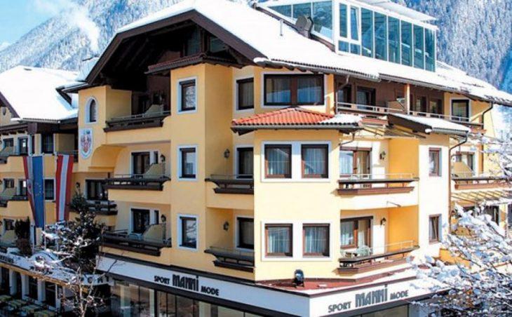 Sporthotel Manni, Mayrhofen, Exterior