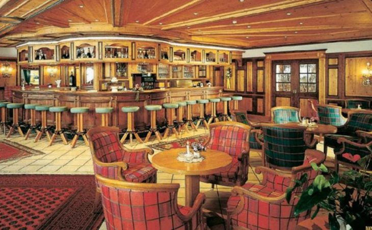 Sporthotel Manni, Mayrhofen, Bar
