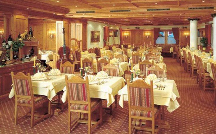 Sporthotel Manni, Mayrhofen, Restaurant