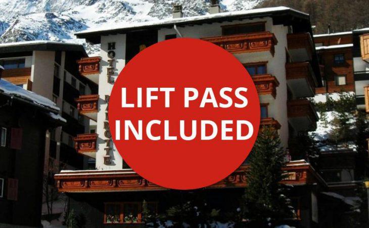 Hotel Marmotte in Saas Fee , Switzerland image 1