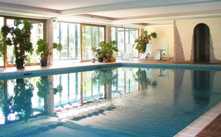 Hotel Strolz, Mayrhofen, Indoor pool