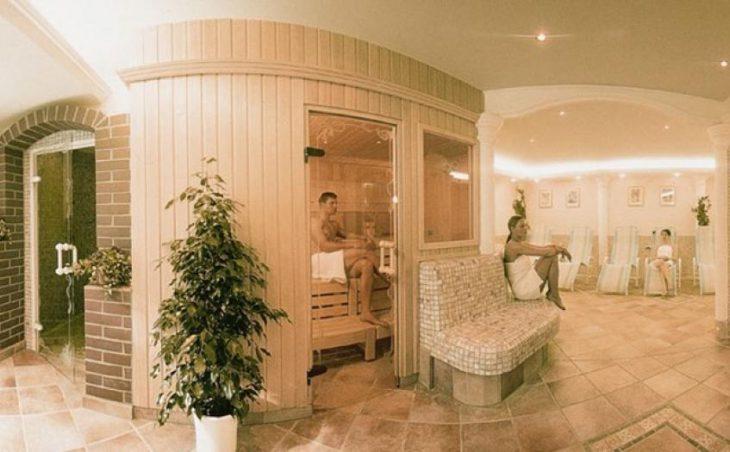 Hotel Strolz, Mayrhofen, Spa Area