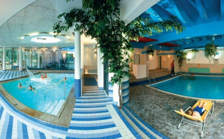 Hotel Strass, Mayrhofen, Indoor pool