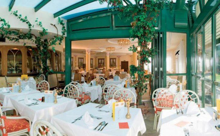 Hotel Strass, Mayrhofen, Restaurant
