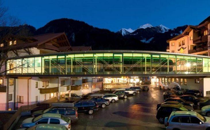 Hotel Strass, Mayrhofen, Exterior