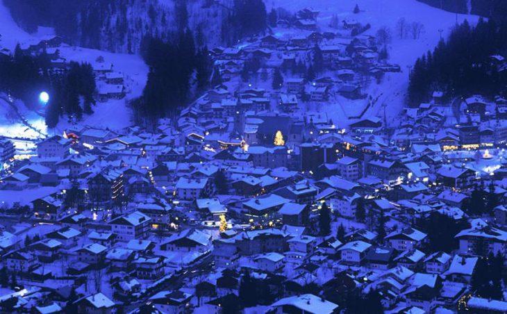 Megeve in mig images , France image 3
