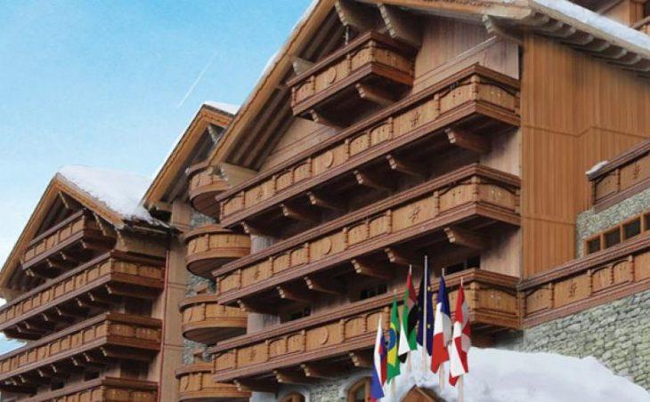 Hotel Kaila in Meribel , France image 1