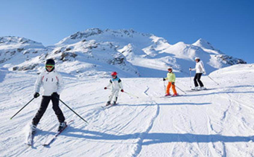 Ski Holidays Neustift