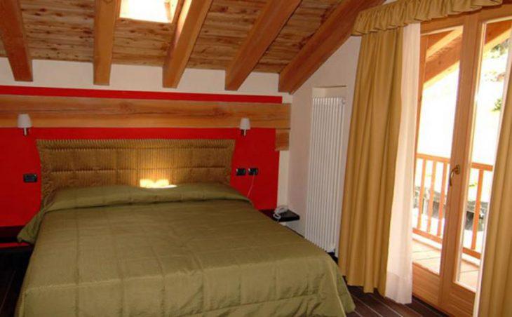 Hotel Nordend, Gressony, Bedroom