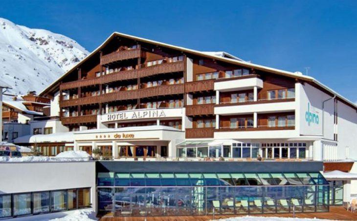 Hotel Alpina-Sonnberg, Obergurgl, Exterior