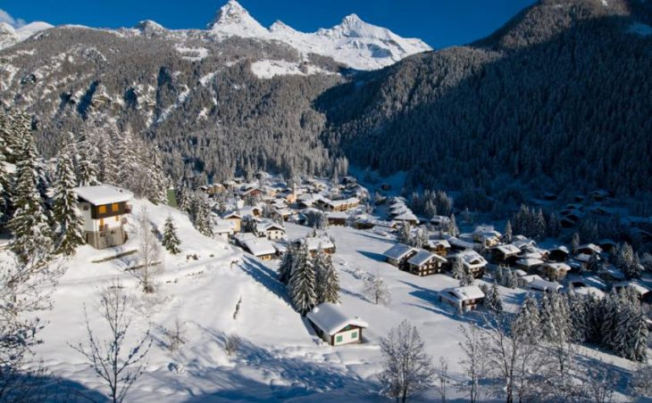 Champoluc in mig images , Italy image 1