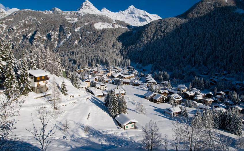 Ski Holidays Champoluc