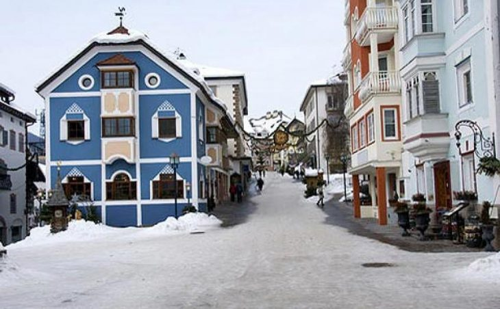Ortisei in mig images , Italy image 2