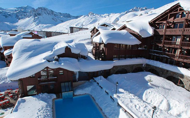 Village Montana Hotel in Tignes , France image 1