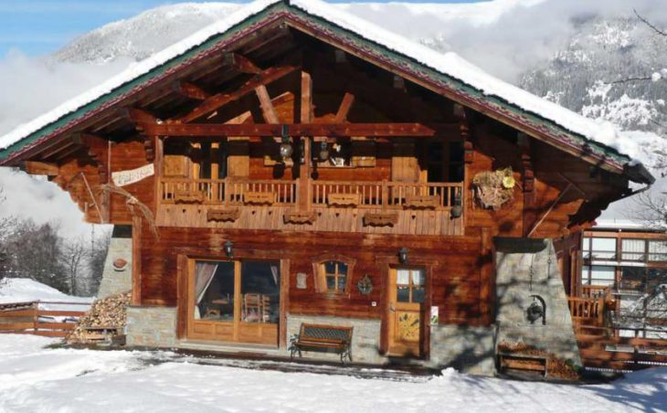 Chalet Jardin d'Angele in Courchevel , France image 1