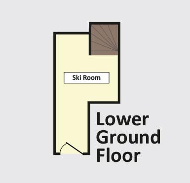 Chalet Ramo Tignes Floor Plan 3