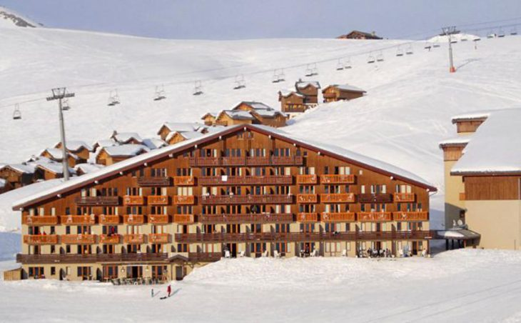 Le Mont Soleil Residence in La Plagne , France image 8