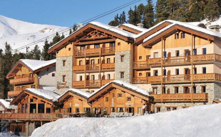 Hotel Araucaria in La Plagne , France image 3