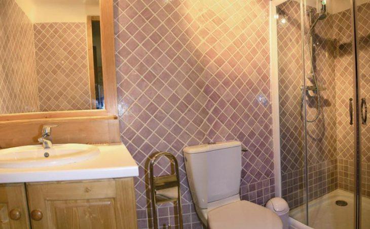 Chalet Renardeaux, Meribel, WC
