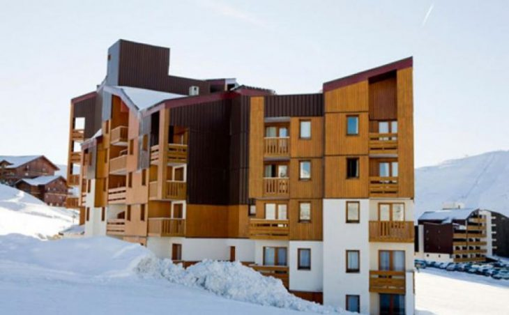 Residence Les Bergers in Alpe d'Huez , France image 1