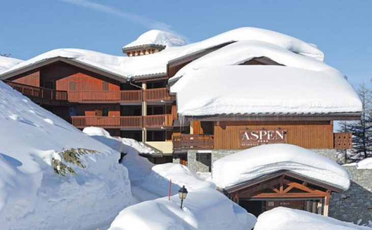 Residence Aspen in La Plagne , France image 1