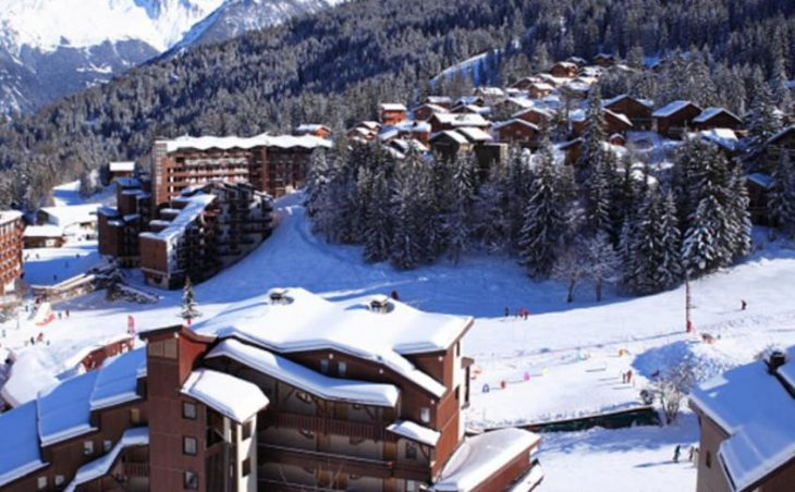 La Tania in mig images , France image 2