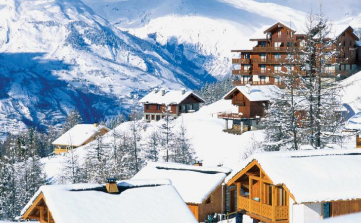 Chalet Bayona in Les Arcs , France image 9