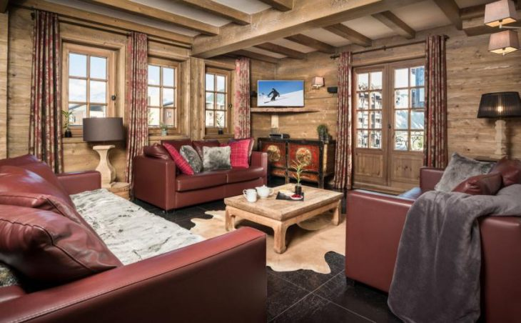 Chalet Apartment Vieille Forge in Courchevel , France image 5
