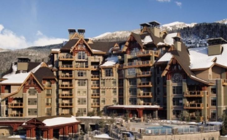 The Four Season Resort in Whistler , Canada image 1