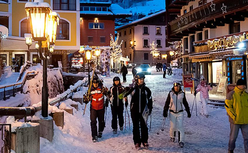 Ski Holidays Saalbach