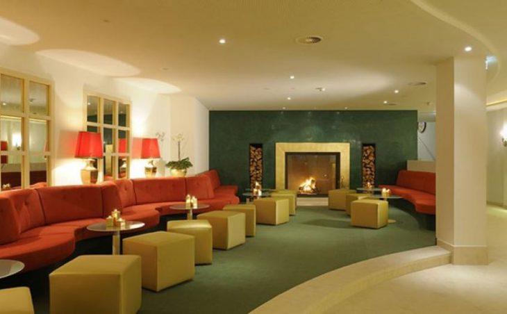 Hotel Saalbacherhof, Saalbach, Lobby