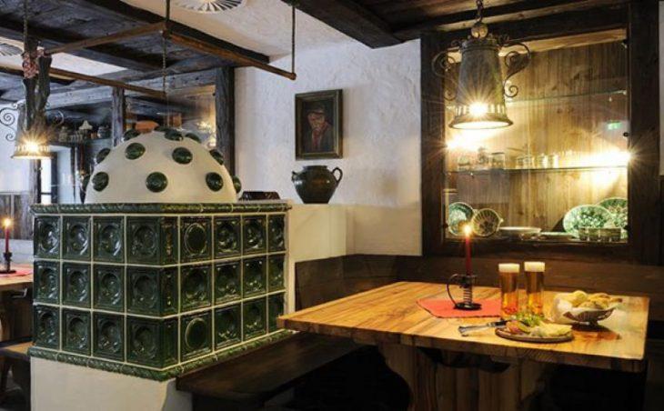 Hotel Saalbacherhof, Saalbach, Bar Area