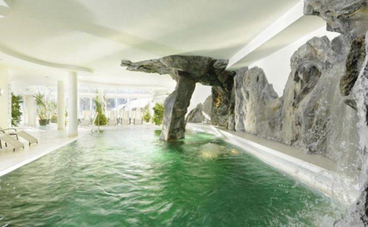 Hotel Saalbacherhof, Saalbach, Indoor pool
