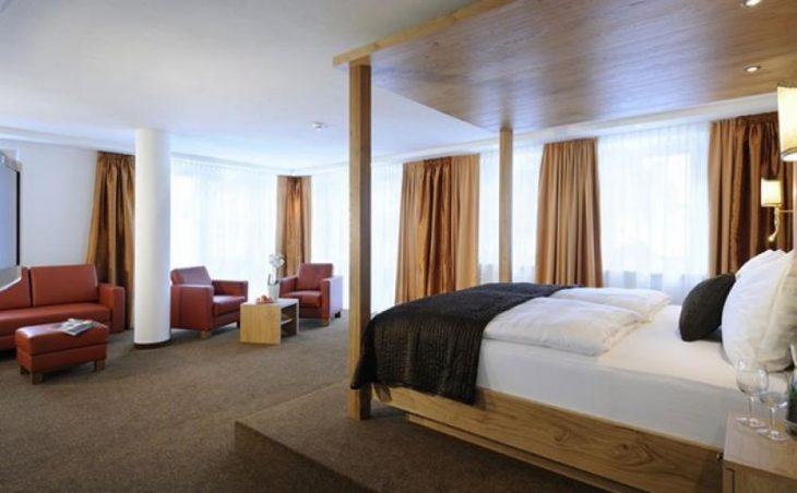 Hotel Saalbacherhof, Saalbach, Bedroom