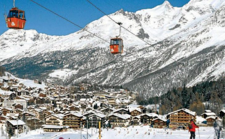 Saas Fee in mig images , Switzerland image 3