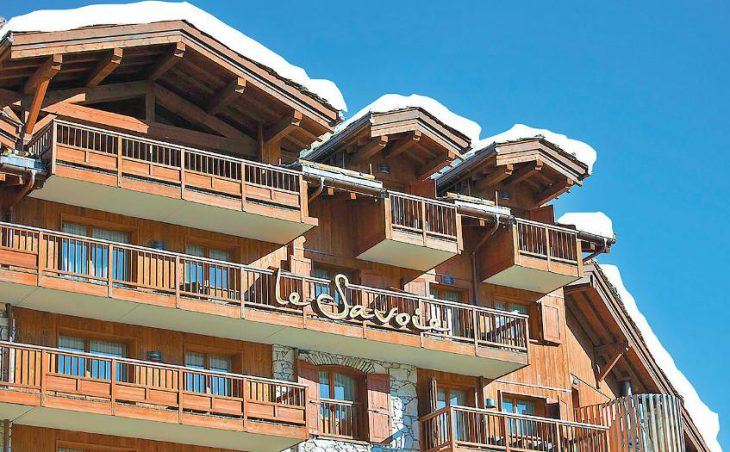 Chalet Hotel Le Savoie (Family) in Val dIsere , France image 1