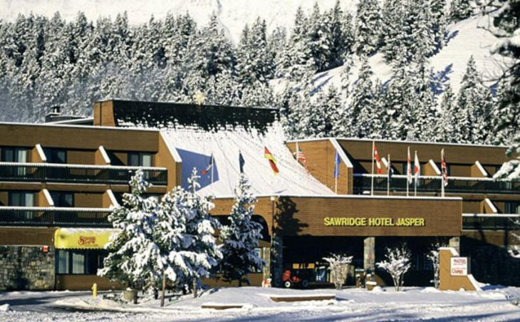 Sawridge Hotel in Jasper , Canada image 1