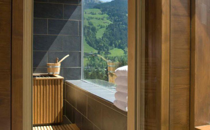 Hotel Schloss Lebenberg, Kitzbühel, Sauna