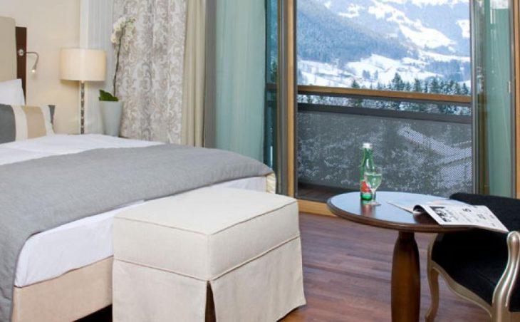 Hotel Schloss Lebenberg, Kitzbühel, Lebenberg room